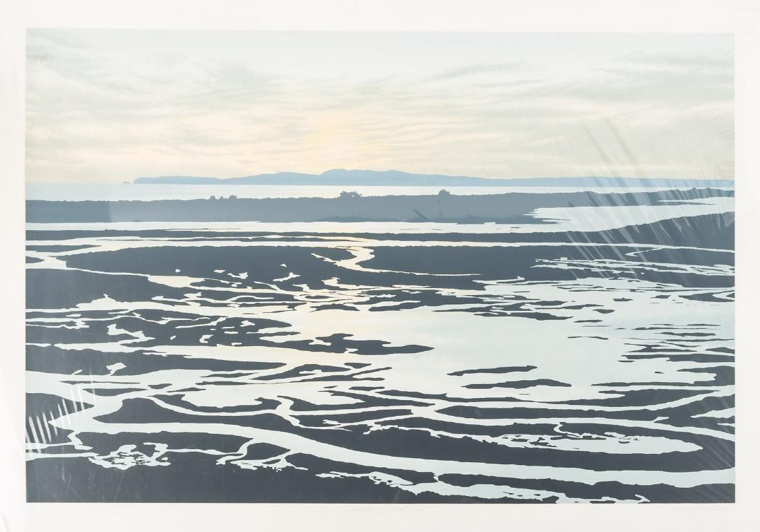 Limantour/Point Reyes color print 1/80