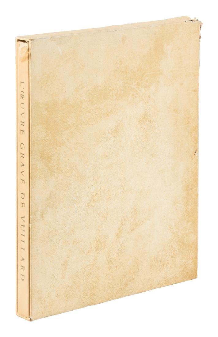 L'Œuvre Gravé de Vuillard