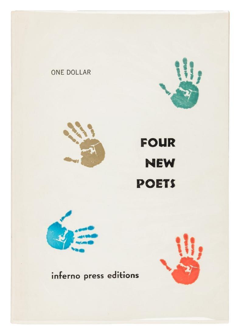 Richard Brautigan's first anthology inclusion
