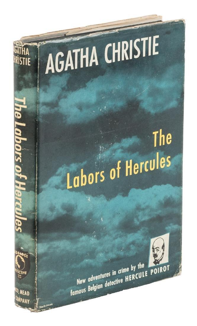 Agatha Christie's Labors of Hercules