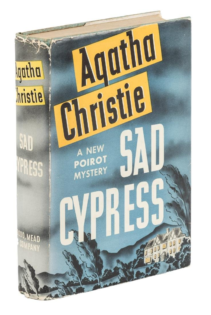 Poirot in Agatha Christie's Sad Cypress
