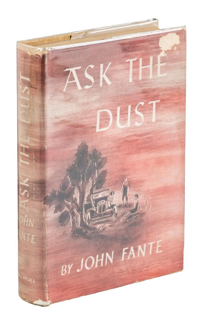 Ask The Dust Book