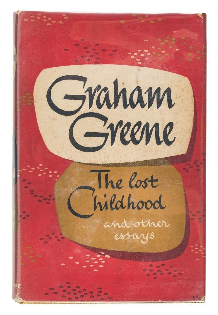 Graham Greene The Lost Childhood