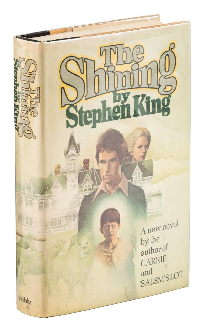 Stephen King The Shining First Edition