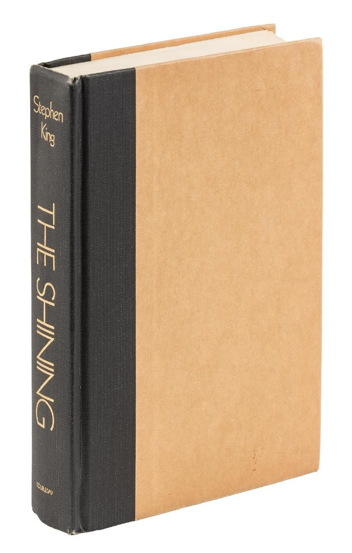 Stephen King The Shining First Edition - 4