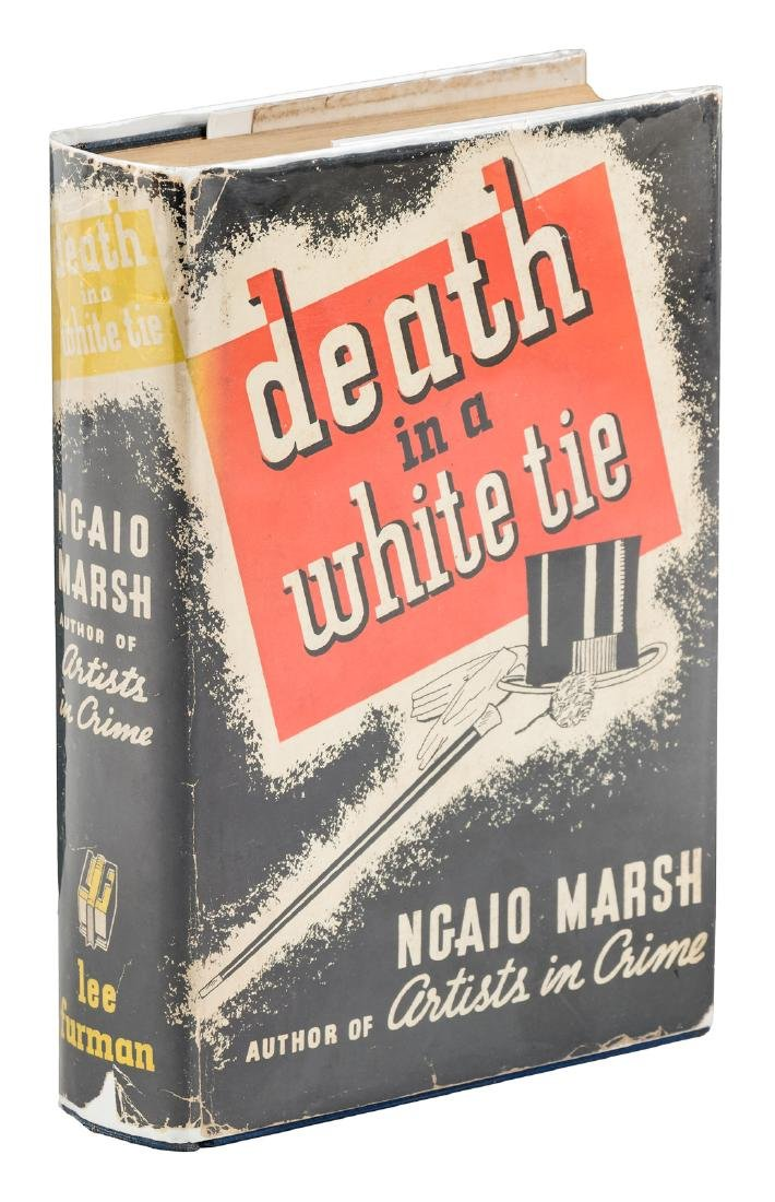 Death in a White Tie, Ngaio Marsh