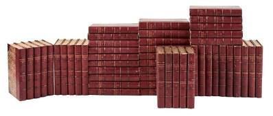 Sir Walter Scott's Waverley Novels 50 volumes
