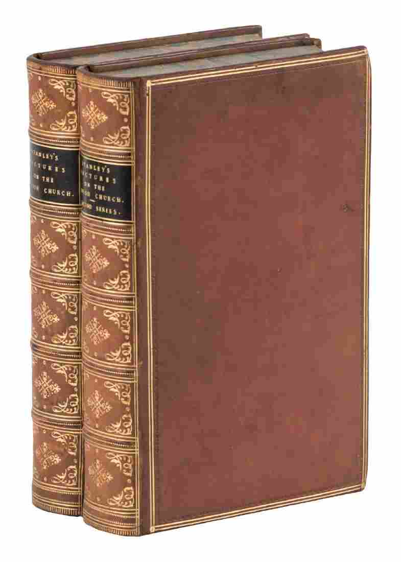 History of the Jewish Church finely bound