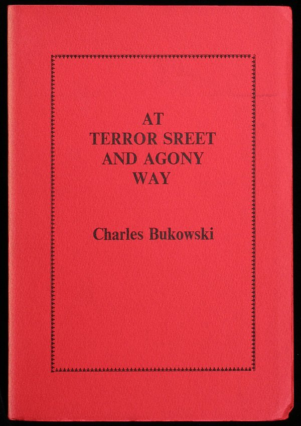 1014: At Terror Street and Agony Way