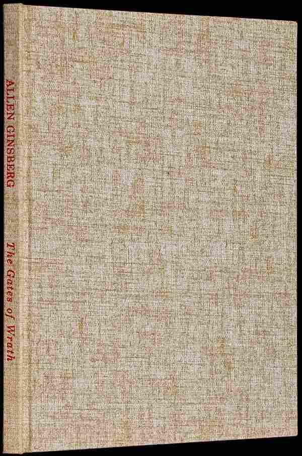 The Gates of Wrath: Rhymed Poems: 1948-1952