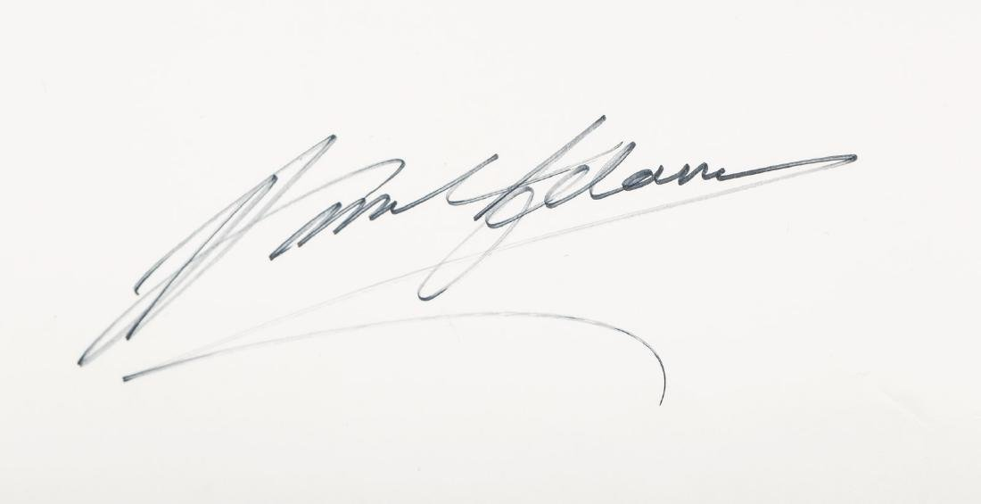 Two posters signed by Ansel Adams - 4