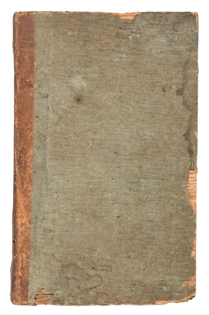 Constitution of U.S., & Massachusetts, 1805 - 2