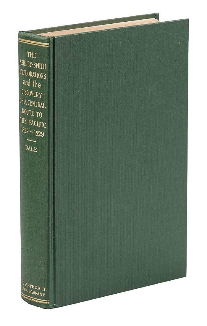 Ashely-Smith explorations 1941 1941 rev. ed.
