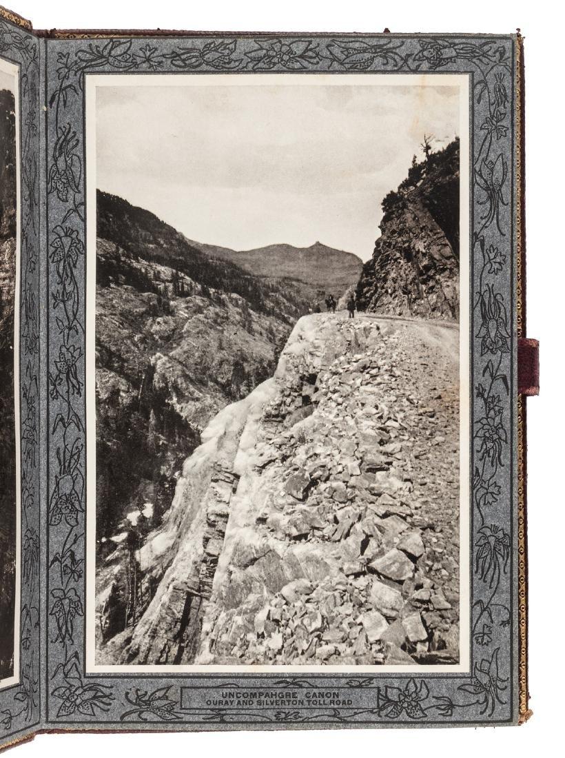 W. H. Jackson Cañons of Colorado - 3