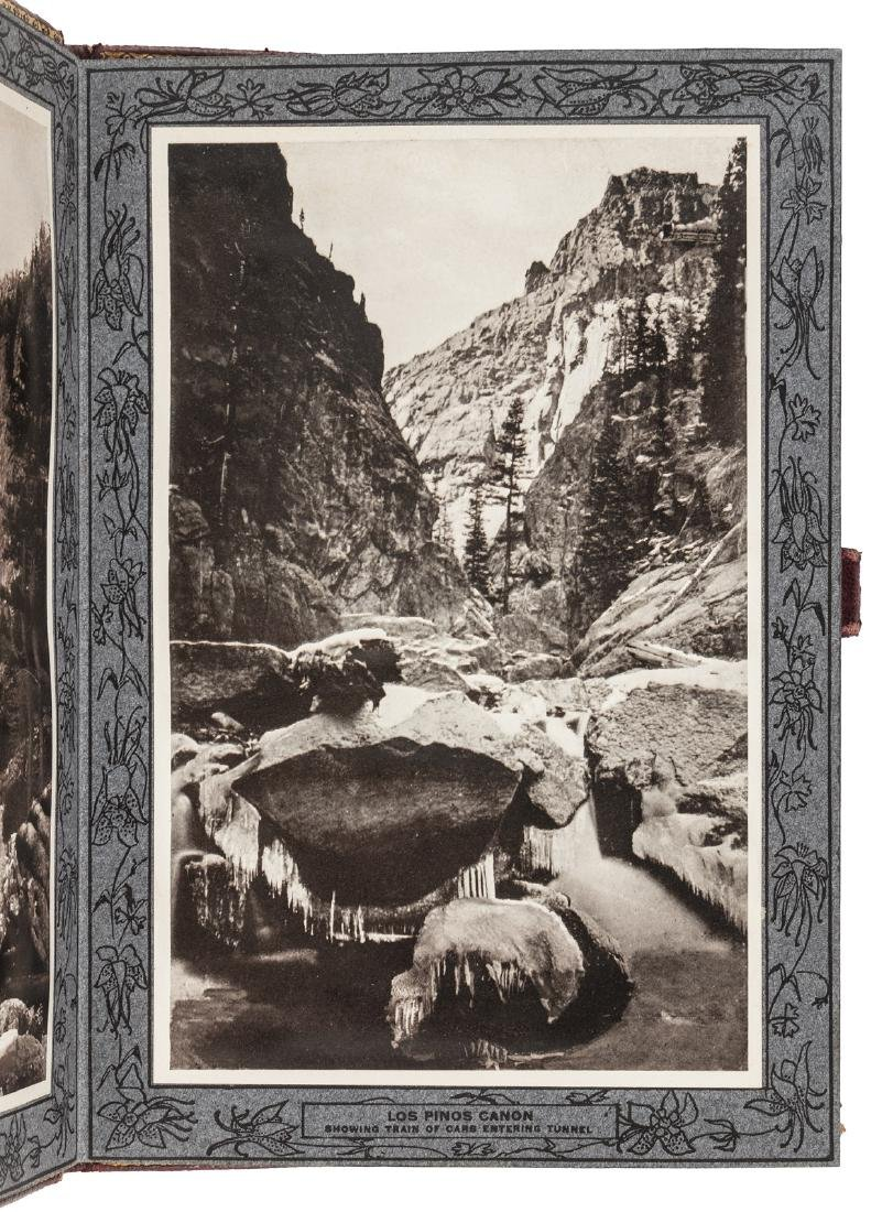 W. H. Jackson Cañons of Colorado - 4