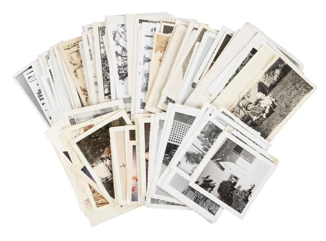 Photograph collection of Japanese-American family in - 2
