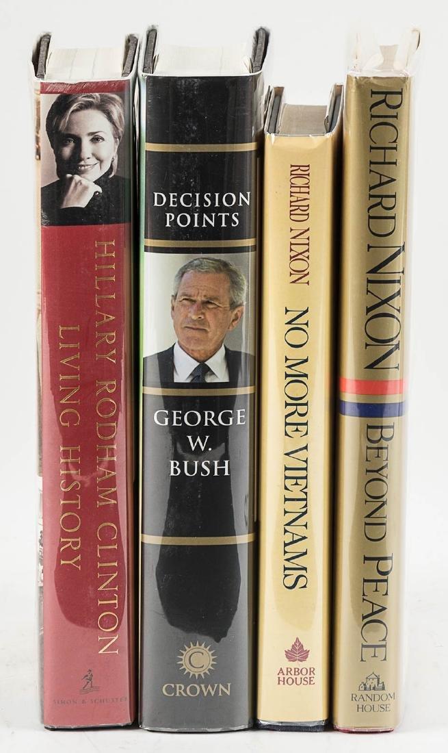 Signed Presidential memoirs