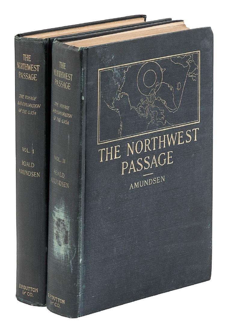 Roald Amundsen's North West Passage 1st ed
