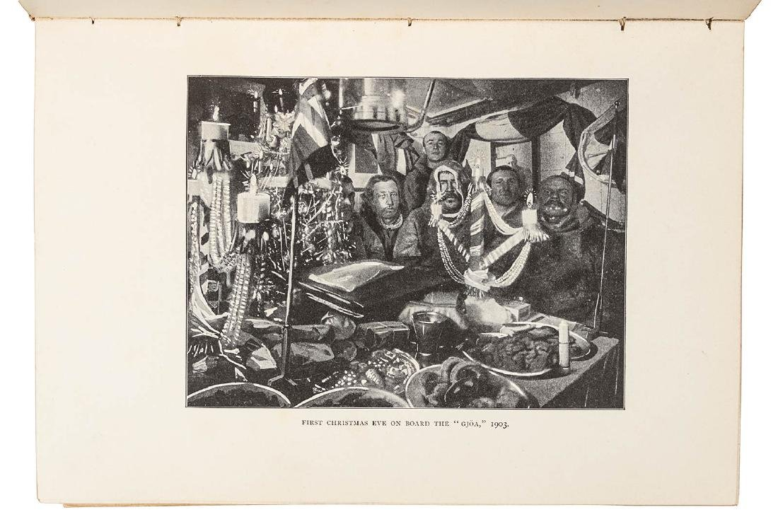 Roald Amundsen's North West Passage 1st ed - 3