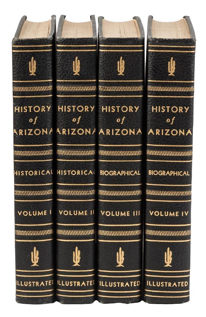 History of Arizona 1930