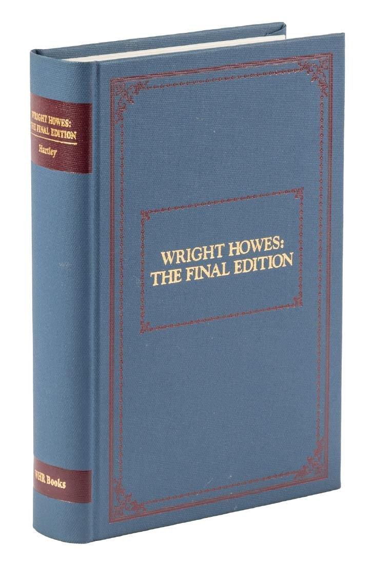 Wright Howes: The Final Edition (Of Usiana) 1/850