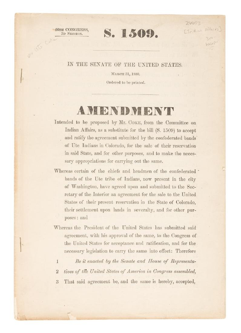 Amendment Proposed from the Committee on Indian Affairs