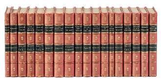 William Hazlitts Works finely bound
