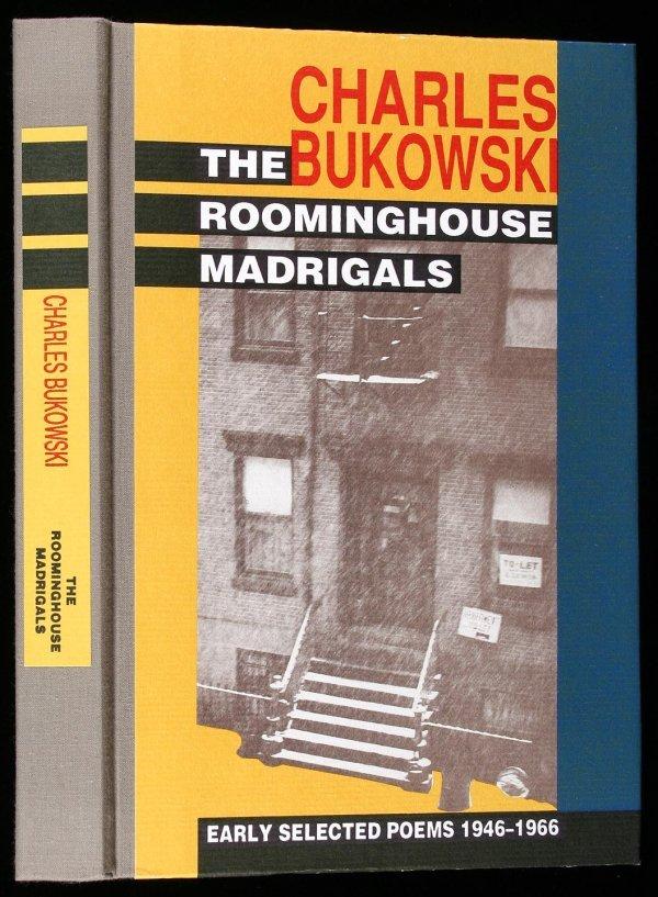 18: Bukowski Roominghouse Madrigals signed limited