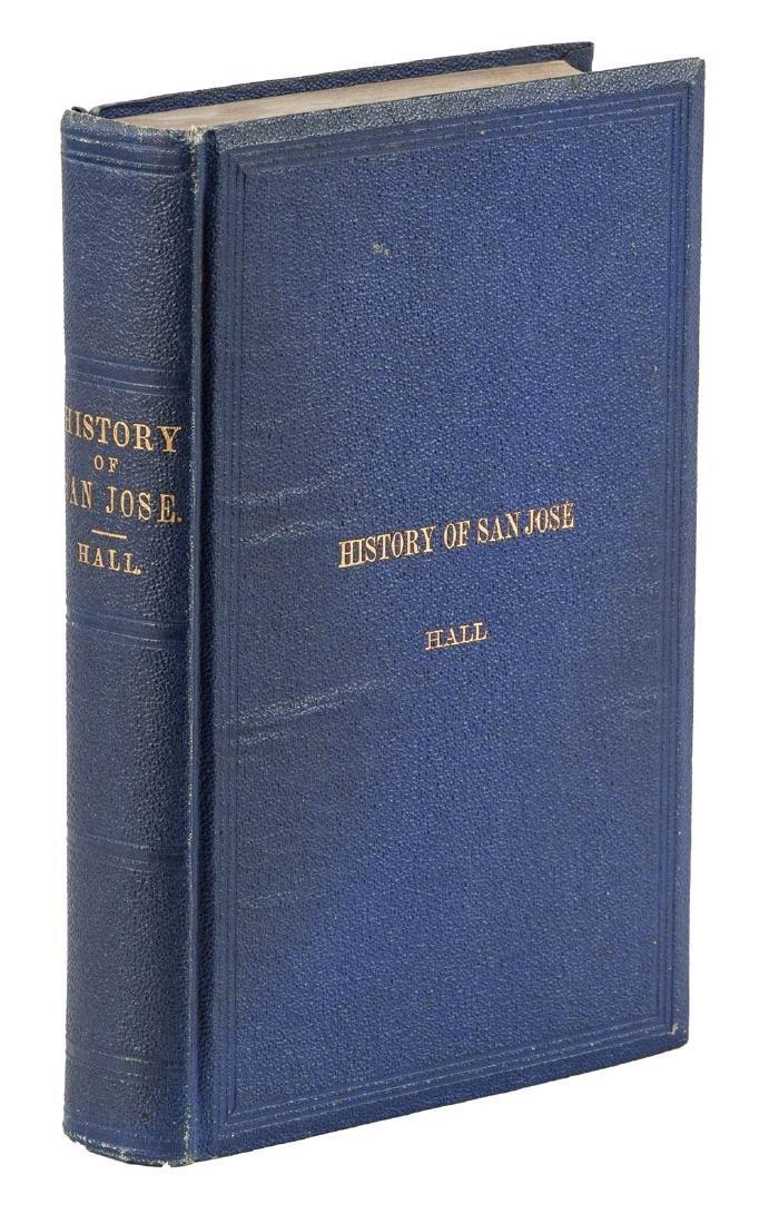 A Complete History of San José, California through 1870