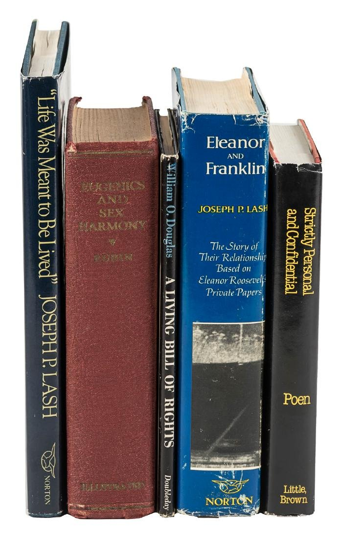 Five volumes, mostly presidential