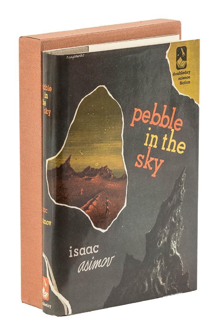 Isaac Asimov limited signed facsimile