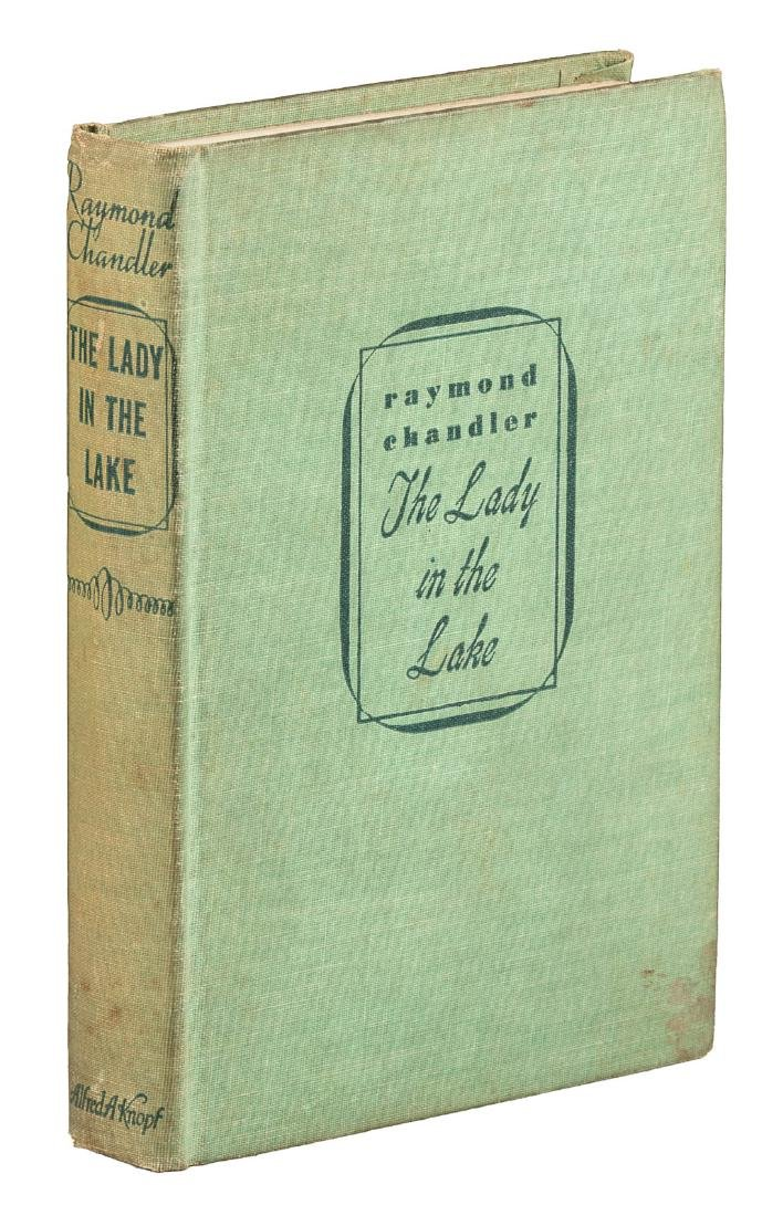 The Lady in the Lake 1st ed.