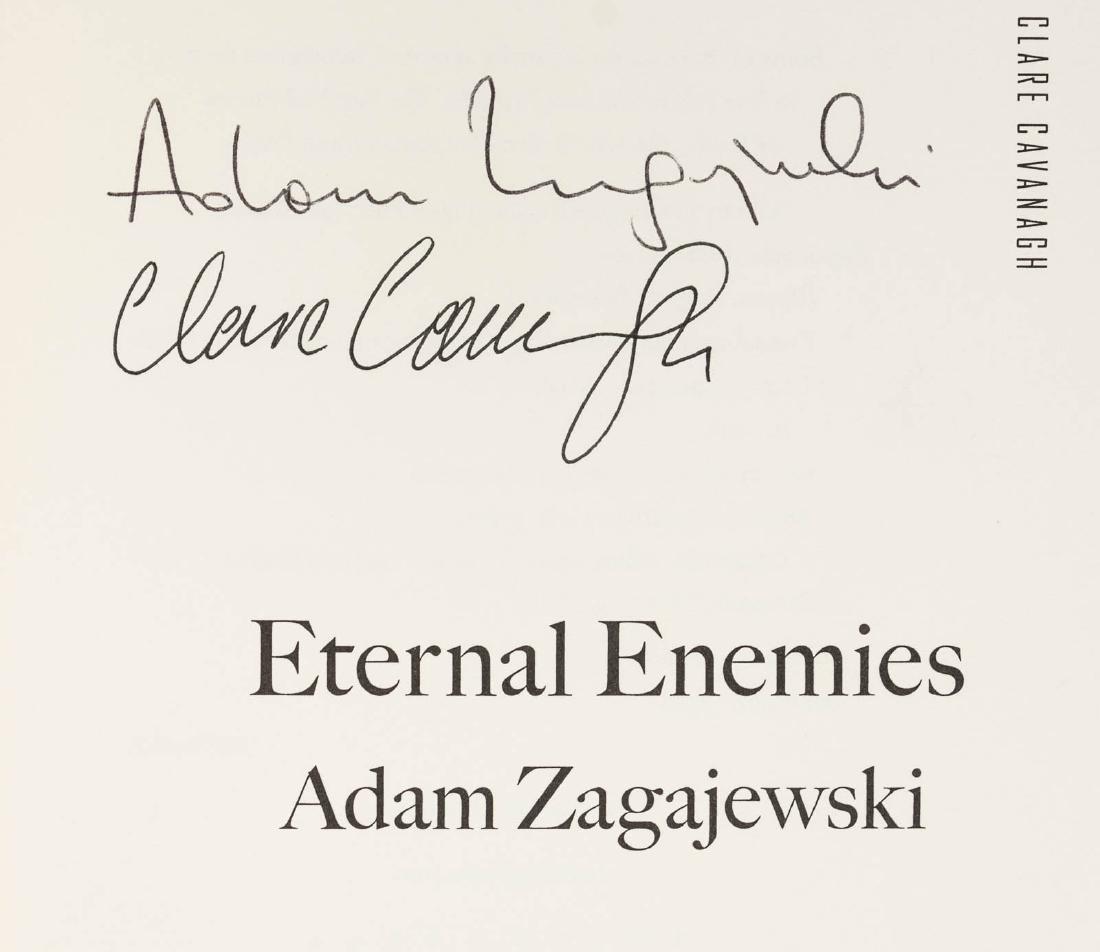 Signed by Zagajewski and Cavanagh - 2