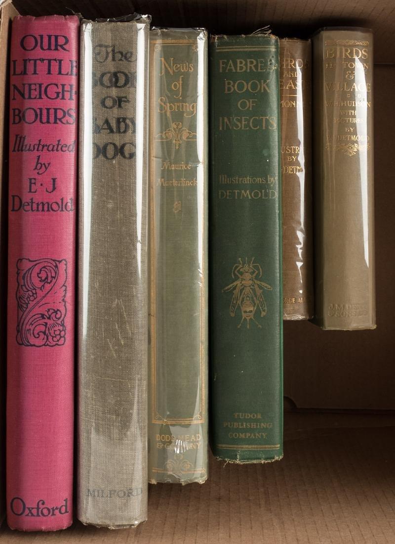 Books illustrated by E.J. Detmold