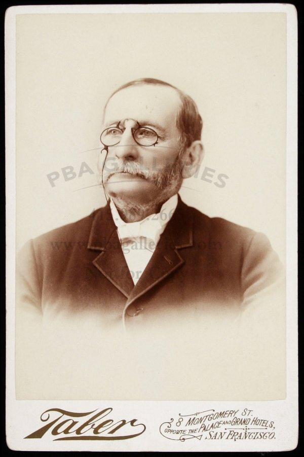 2021: 1892 Taber Cabinet Photo W.C. Bartlett