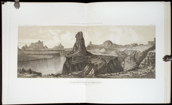 2325: Volume 1 of Wheeler's Geographical Survey