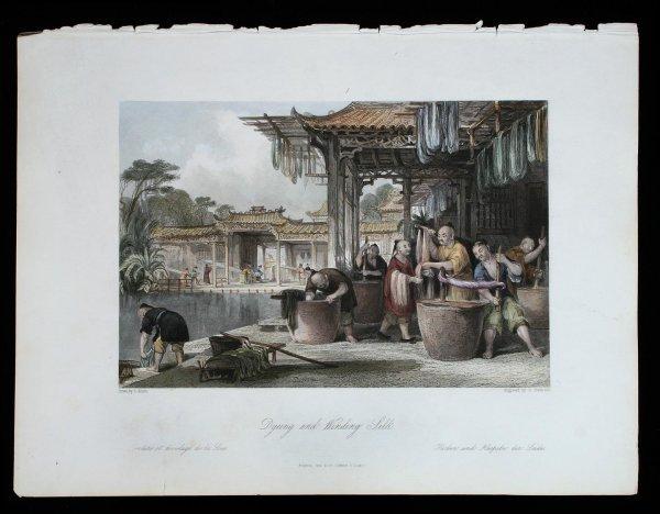 88 engravings by Thomas Allom - 5 colored