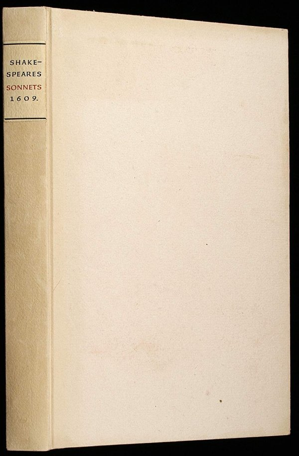 Anvil Press Shakespeares Sonnets 1/240 copies