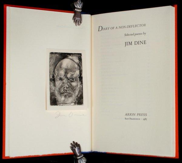 Arion Press Diary of a Non-Deflector 1/120