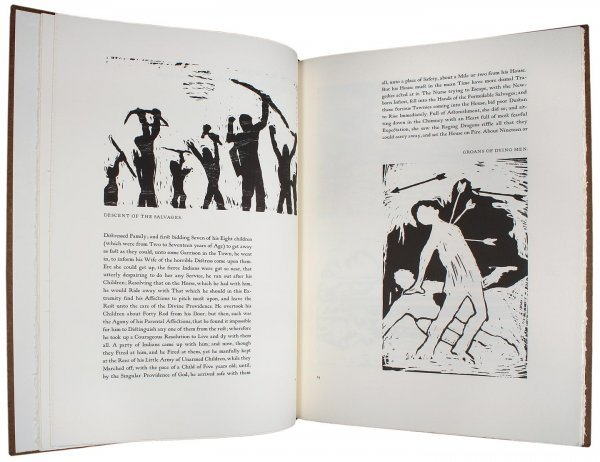 Arion Press Narrative of Hannah Duston 1/425