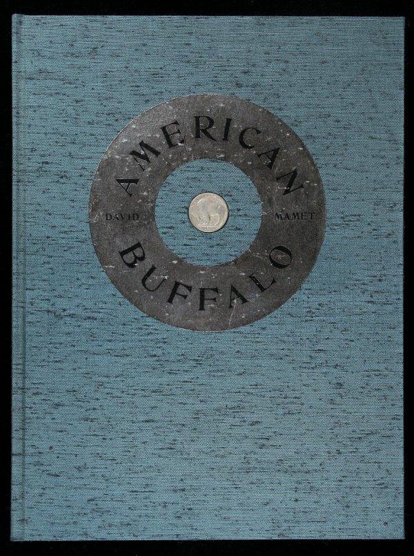 Arion Press David Mamet American Buffalo 1/400