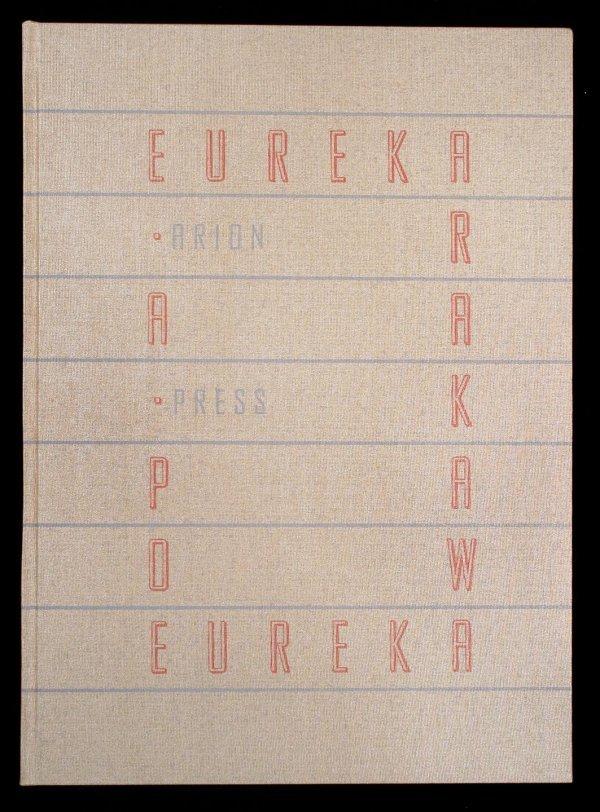 Arion Press Eureka Edgar Allan Poe 1/250