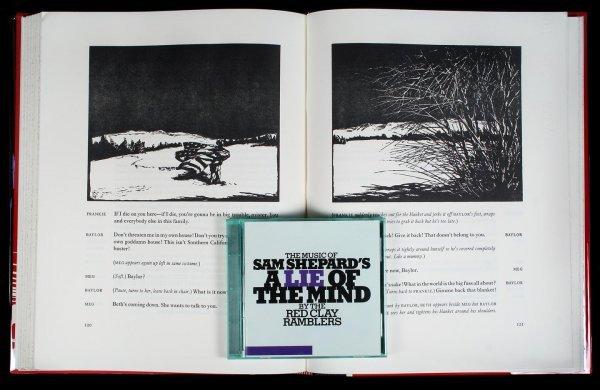 Arion Press - A Lie of the Mind - Sam Shepard