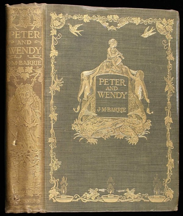 Barrie's Peter and Wendy 1911 Edition