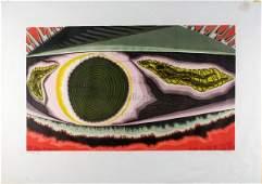 Blair HughesStanton color woodcut