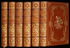 Secret Memoirs of the Courts of Europe 6 Volumes