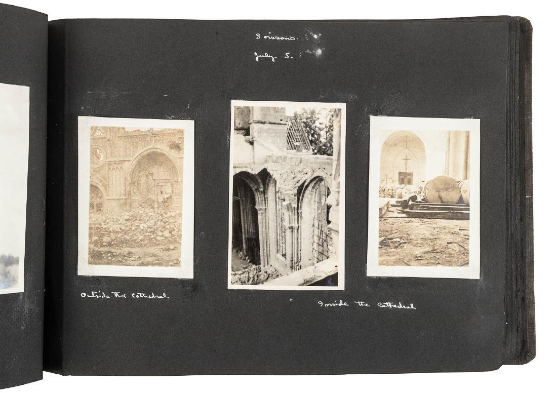 WWI Photo album - 6