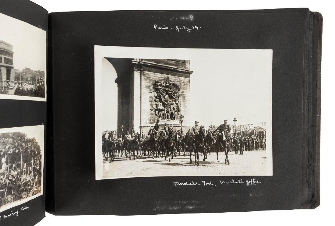 WWI Photo album - 7