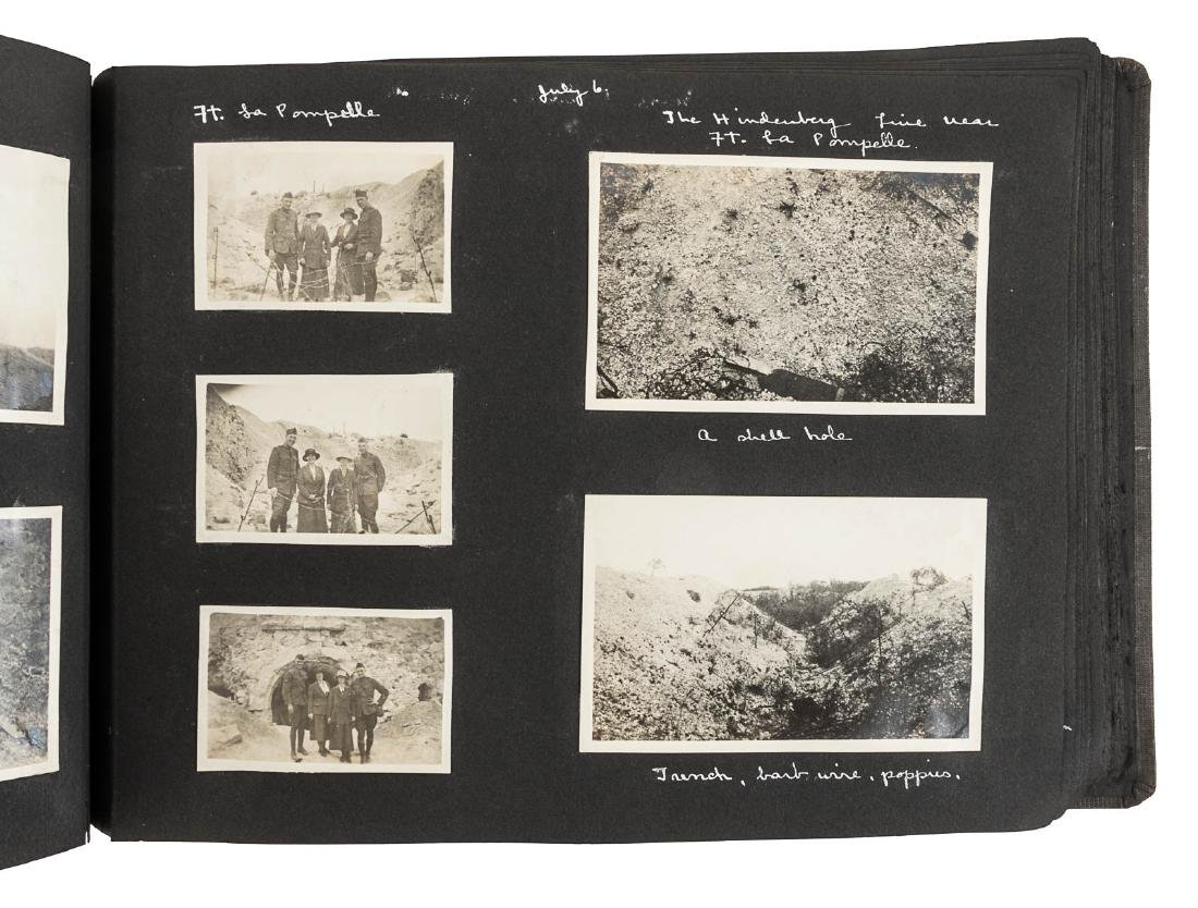 WWI Photo album - 8