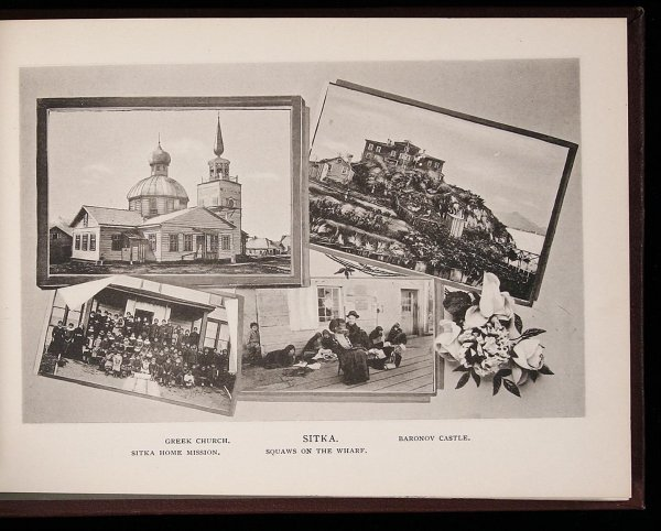 2010: Picturesque Alaska with Albertype plates